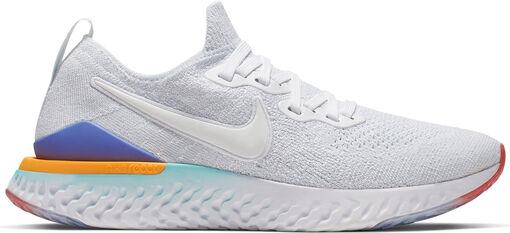 Nike - Zapatilla W NIKE EPIC REACT FLYKNIT 2 - Mujer - Zapatillas Running - Blanco - 6