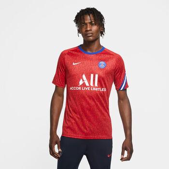 Nike Camiseta de entrenamiento PSG 2020/2021 hombre Rojo