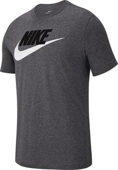 Nike Camiseta m/cNSW TEE ICON FUTURA hombre Gris