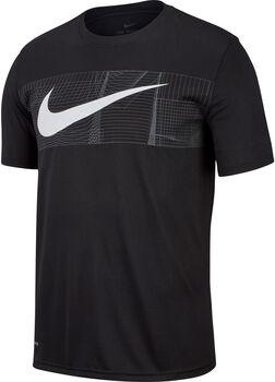 Nike Camiseta m/cNK DRY TEE LEG SWH + BLOCK hombre
