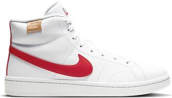Nike Zapatillas Court Royale 2 Mid hombre Blanco