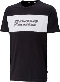 Puma Camiseta Manga Corta Logo II hombre