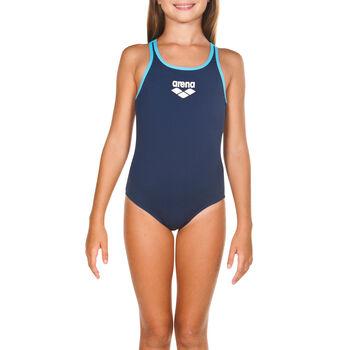 Bañador deportivo arena para niña Biglogo