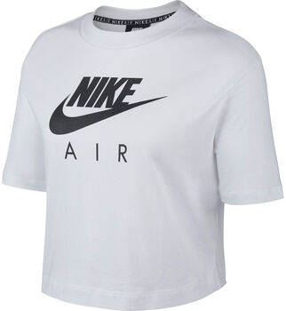 Nike Camiseta m/cNSW AIR TOP SS mujer