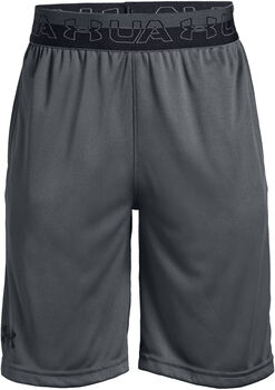 Under Armour Shorts Prototype Elastic niño Gris