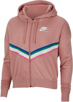 Nike Sudadera Sportswear Heritage mujer Rosa