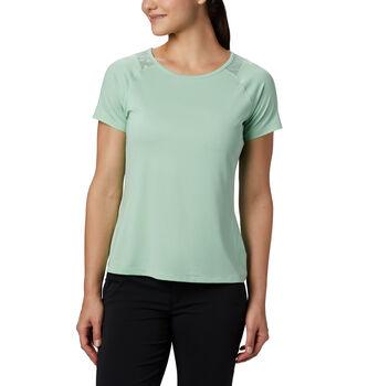 Columbia Camiseta manga corta Peack To Point II mujer