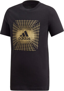 ADIDAS Camiseta m/c YB ID HOLIDAY T niño