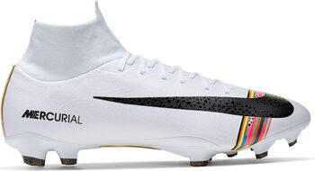 Nike  Superfly 6 Pro LVL UP FG hombre Blanco