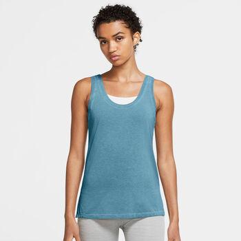 Nike Camiseta sin mangas Yoga Dri-FIT mujer