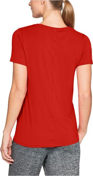 Camiseta de manga corta HeatGear® Armour para mujer