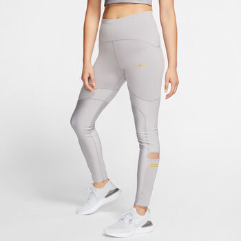 Nike MallaNK SPEED 7_8 TGHT GLAM mujer Negro