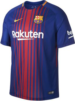 66c2897fc0adb Nike Camiseta fútbol FCB Breathe Stadium Jsy SS hombre Azul