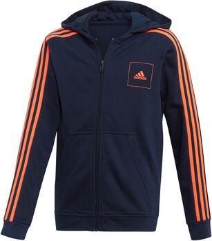 Chaqueta con capucha adidas Athletics Club niño