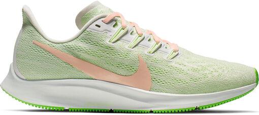 Nike - Zapatilla WMNS NIKE AIR ZOOM PEGASUS 36 - Mujer - Zapatillas Running - Verde - 42