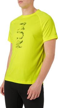 PRO TOUCH Camiseta Manga Corta Bonito Iv hombre Amarillo