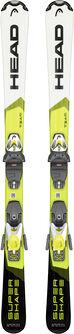 Esquí Supershape Team SLR + SLR 4.5