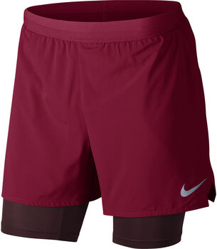 Nike M NK FLX DSTNCE SHORT 5IN 2IN1 hombre