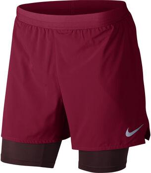 Nike  FLX DSTNCE SHORT 5IN 2IN1 hombre