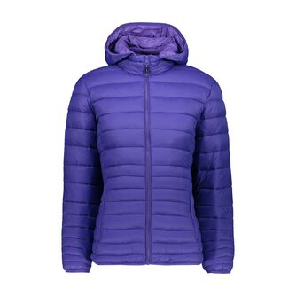 Chaqueta WOMAN ZIP HOOD JACKET