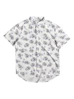 Fluid Geometric - Camisa de Manga Corta para Hombre