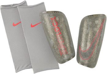 Nike Espinilleras Mercurial Lite SuperLock Blanco
