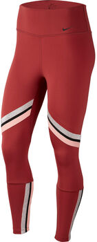 MallaNIKE ONE ICON CLSH TP 7/8 TG mujer Rojo