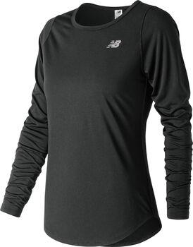 New Balance Camiseta m/l ACCELERATE MANGA LARGA mujer