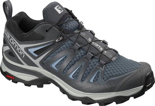 Salomon - X ULTRA 3Stormy Wea/Ebon - Mujer - Zapatillas trekking y senderismo - 38