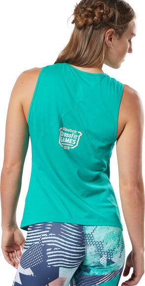 Camiseta RC AC + Cotton Tank Games