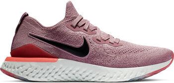 Nike Epic React Flyknit 2 mujer Púrpura
