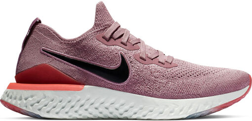 Nike - Zapatilla W NIKE EPIC REACT FLYKNIT 2 - Mujer - Zapatillas Running - Púrpura - 36dot5