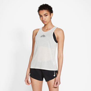 Nike Camiseta Sin Mangas City Sleek mujer