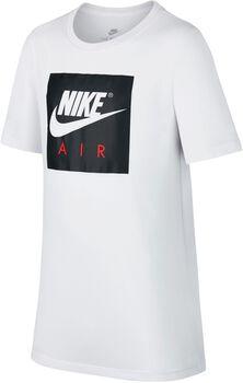 Nike Sportswear Tee Air Logo Junior niño Blanco