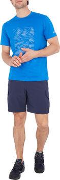 McKINLEY Camiseta Manga Corta Kimo ux hombre Azul