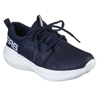 Skechers Zapatilla Go Run Fast Valor niño