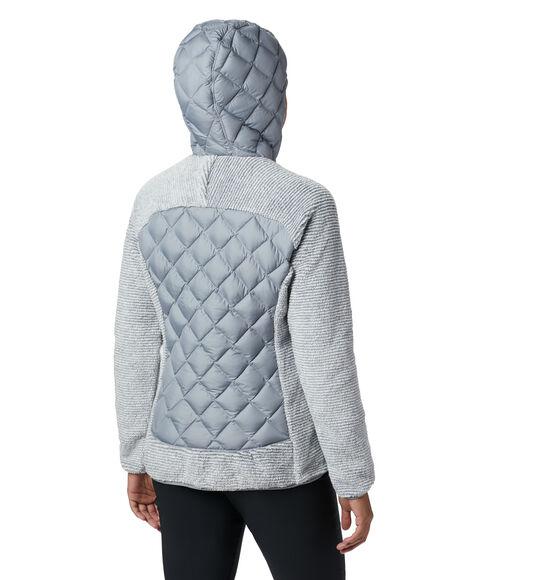 Chaqueta Techy Hybrid Fleece