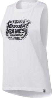 Camiseta RC Distressed Games Crest
