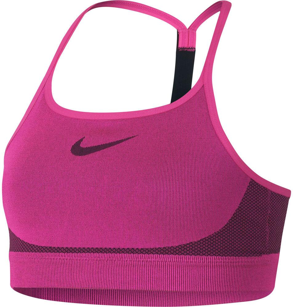Nike - Sports Bra Seamless - Niña - Sujetadores deportivos - S