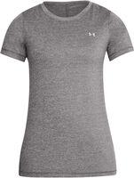Camiseta de manga corta UA HeatGear® Armour para mujer