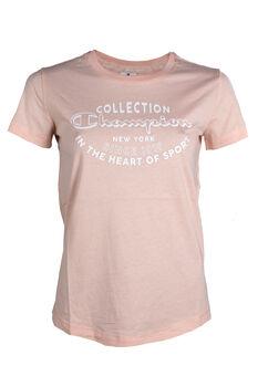 Champion Camiseta Cuello Caja Mujer