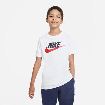 Nike Camiseta Manga Corta Futura Icon Blanco