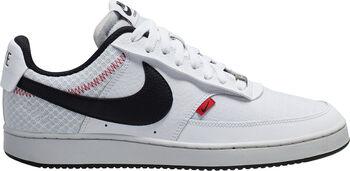 Nike Zapatilla COURT VISION LO PREM hombre Blanco