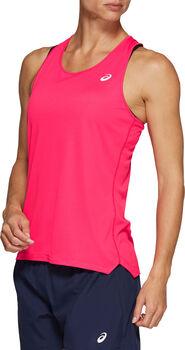 ASICS Camiseta de entrenamiento Silver mujer Rosa
