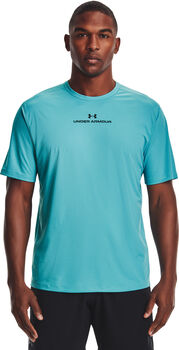 Under Armour Camiseta manga corta Coolswitch hombre Azul