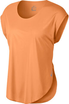 Nike  CITY SLEEK TOP SS mujer