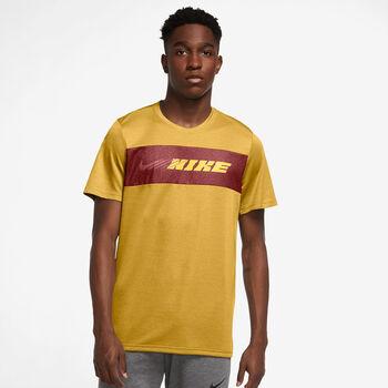 Nike Camiseta Manga Corta Dri-Fit Superset hombre