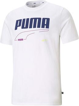 Puma Camiseta Manga Corta Rebel hombre