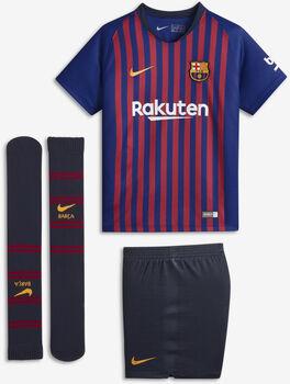 Nike Conjunto Fútbol Club Barcelona 2018 - 2019 Niño