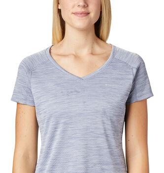 Columbia Camiseta Manga Corta Zero Rules Short Sleeve Shirt mujer